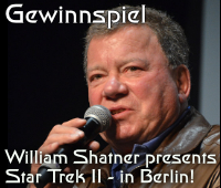 Star Trek 2 -Gewinnspiel